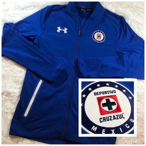 Under Armour Deportivo Cruz Azul Mexico Jacket
